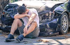 Odškodnina pri prometni nesreči