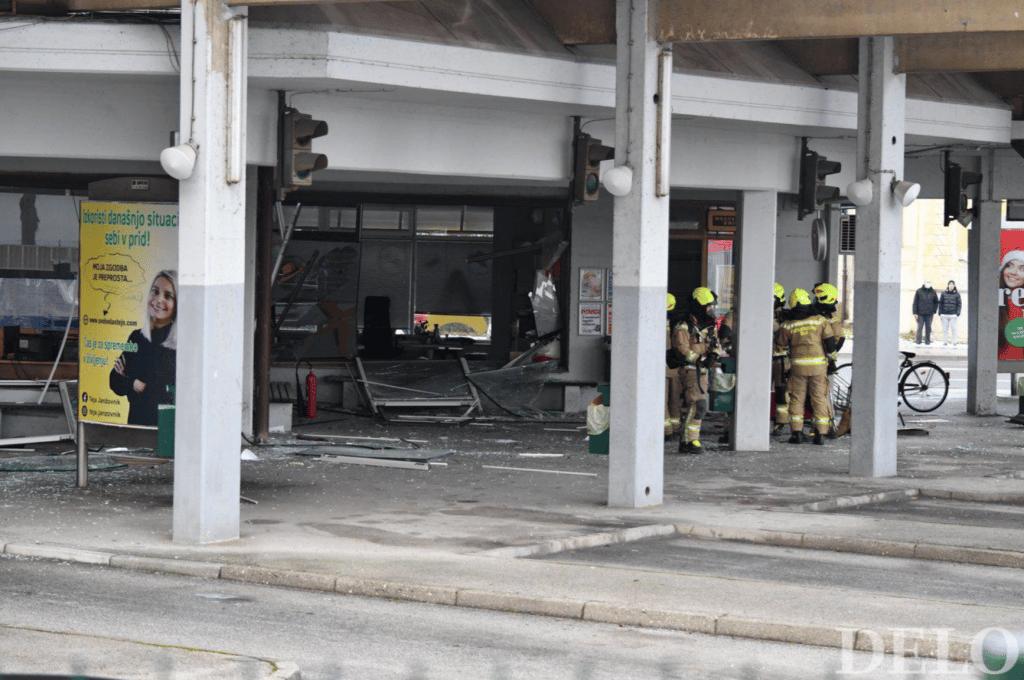 Odškodnina zaradi eksplozije na avtobusni postaji v Celju 1