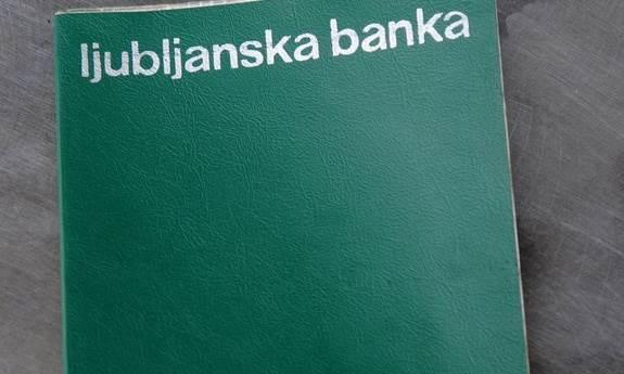 Slovenija bo poplačala vse varčevalce Ljubljanske banke 1