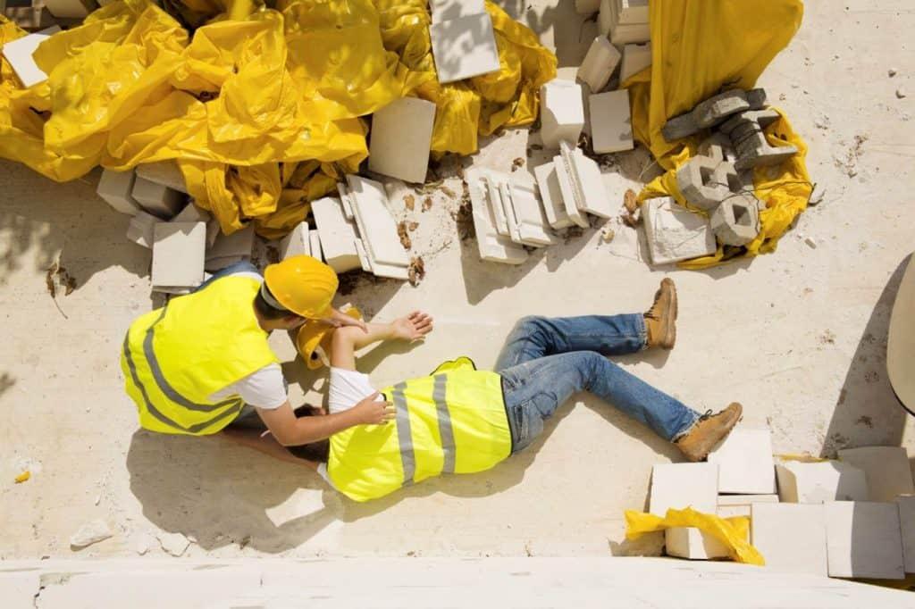 Nesreča pri delu s smrtnim izidom 1