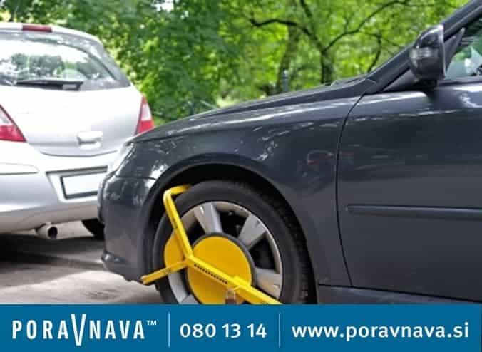 Ste na Hrvaškem napačno parkirali? 1