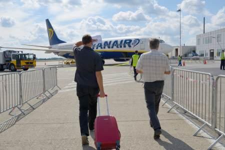 Ryanair odpovedal 2000 poletov Upravičeni ste do odskodnine