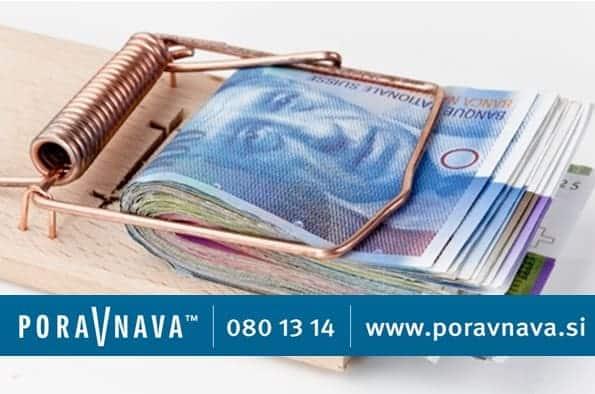 Krediti v frankih – ali bo predlog zakona sprejet? 1